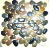 Cheap Tile China Polished Pebble Tiles 30X30cm