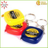 Custom Logo Plastic Ruler Key Chain Factory