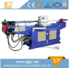 Dw50nc Semi-Auto Hydraulic Square and Round Steel Pipe Bending Machine