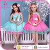 Wedding Girl Dress, Fashion Children Clothing, Kids Garment 2015 (6286V)