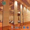 Auditorium Interior Wood Sliding Acoustic Wall Movable Partition (type 65)