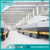 Landglass Double Heating Chamber Flat Toughened Glass Furnace