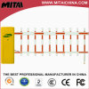 Durable Automatic Parking Barrier Gate with Single Fence