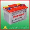 Dry Charged Car Battery -12V50ah-48d26r (48D26R 48D26L N50)