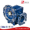 Cast Aluminum Worm Gear Speed Reducer Gearbox with Small Flange