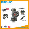 Construction Machinery Worm Speed Gearbox with Output Shaft Hoist Reducer