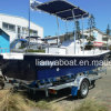 Liya 5.8m Fishing Boat Chinese Manufacturer of Fibergglass Boat