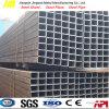 Mild Steel Black Iron Square Pipe / Square Tube