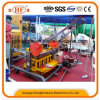 Qm4-45 Diesel Engine Hydraulic Pressure Concrete Brick Making Machine