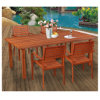 Most Popular Superior Quality Outdoor Garden Aluminum Furniture Restaurant/Hotel/Banquet/Dining/Conference Table Sets