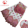 Wholesale African Bazin Getzner Riche Fabric for Lady Dress