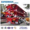 China Sino Truck Container Semi Trailer 60t
