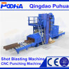 Cleaning Machine Steel Structure Shot Blasting Equipment