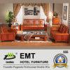 Strong Design Solid Wood Furniture (#6924 sofa set)