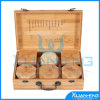 High End Bamboo Tea Box