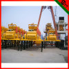 25m3/H Concrete Pump with Mixer, Pan Concrete Mixer