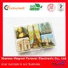 Popular Epoxy Tourist Attraction Fridge Magnets as Tourist Souvenir