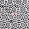 100%Cotton Embroidery Lace Garment Fabric
