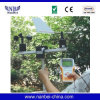 Handheld Meter for Wireless Weather Station Wind Speed Direction Testing