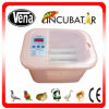 Promotion Sale Mini Incubator for 12 Eggs.