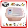 Promotion Sale Mini Incubator for 12 Eggs.