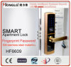 Advanced Technology Fingerprint Scanning Entry RFID Card Door Lock (HF6609)