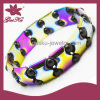Colorful Hematite Beads Bracelet (2015 Htb-106)
