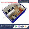 Elegant Portable Movable Container House for Office Usage