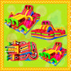 Inflatable Obstacle Game for Kids and Adults