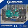 Open Type Design 80kw 100kVA Cummins Generator