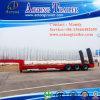 Tri-Axle Low Bed Semi Trailer/Lowboy Truck Trailer