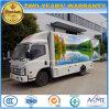 4X2 Foton LED Advertising Truck 5 Tons Mobile LED Vehicle
