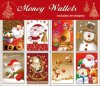 New Design Money Wallets Greeting Card