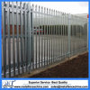 Steel D Pale Metal Palisade Fencing