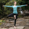Woman′s Long Sleeve Fitness Gym Yoga Sportswear