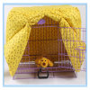 Pet Product Winter Windproof and Coldproof Quilted Mickey Mouse Pattern Cage Cover