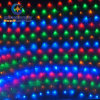 2m Width Colorful Light LED Net Light with 8-Mode