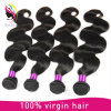 Wholesale Unprocessed Virgin Human Hair Body Wave Extension