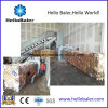 Hello Baler Automatic Waste Paper Baling Machine with 3 Cylinders