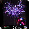 Decorative Artificial Warm White LED Cherry Tree