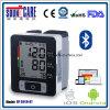 Smart Wearable Wireless Wrist Blood Pressure Monitor (BP 60CH-BT) with Case