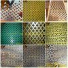 Aluminum Oblong Perforated Metal Mesh for False Ceilings