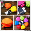 High Quality Women Fashion Silicone Coin Wallet for Promotion Gift
