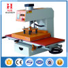 Double-Position Pneumatic T Shirt Heat Transfer Machine