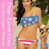 2015 Fashion Wholesale Brazilian Bikini Swimwear