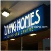 Store Front LED Backlit Board Shop Name Board Sign Board