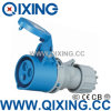 IP44 Single Phase Industrial Coupler with CB Certification (QX-522)