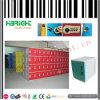 5 Tiers ABS Plastic Storage Lockers with Digital Lock