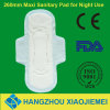 260mm Maxi Sanitary Napkin for Daytime Use