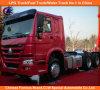 Heavy Duty Sinotruk HOWO 6X4 336HP Prime Mover